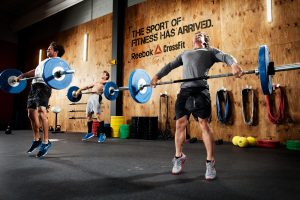 Weight Lifting programs - Crossfit 6221