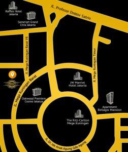 Location Map - Crossfit 6221