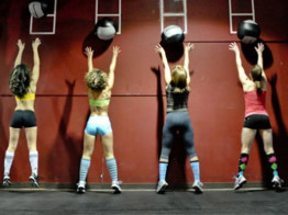 HIIT Classes - Crossfit 6221